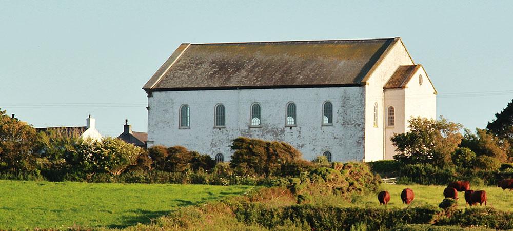 St Just Miners' Chapel